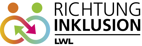 Logo Richtung Inklusion